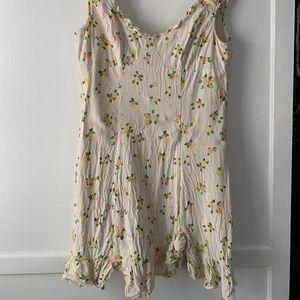 Free People Dresses - Free People Like a Lady Printed Mini Dress